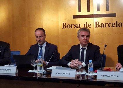 Reig Jofre prosigue su escalada en Bolsa y sube más de un 7%