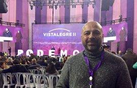 García Molina apela a una candidatura de unidad para liderar Podemos C-LM