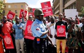 Un tribunal deja en libertad a los siete dirigentes del sindicato de médicos