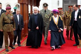 Rohani asegura que Irán quiere una relación de buena vecindad con los países del Golfo