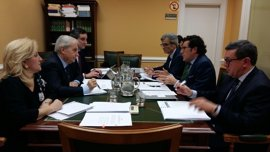 El TSJMU traslada al Ministerio de Justicia su preocupación por el déficit de unidades judiciales