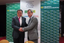 Renovado convenio para que vendedores de ONCE puedan liquidar sus ventas en Caja Rural