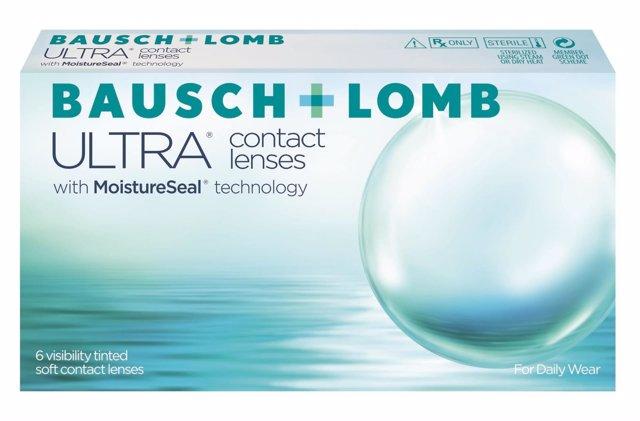 Bausch + Lomb Lanza En España Las Primeras Lentillas Diseñadas Para Los Usuario