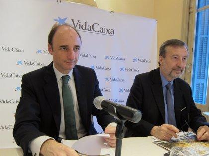 VidaCaixa ganó 492,3 millones en 2016, un 44,6% más