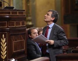 El PSOE quiere que el fiscal aclare al Congreso si el Gobierno medió para favorecer el presidente de Murcia