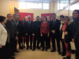 Cáritas pone en marcha un centro unificado de reparto de alimentos en Logroño