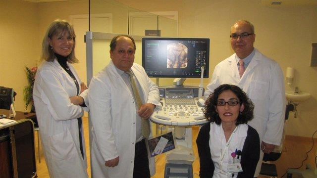 Servicio de Obstetricia del Complejo Ruber Juan Bravo