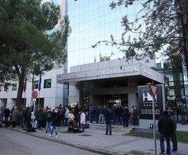 La Policía española no observó lesiones ni indicios de agresión de Maradona a su novia