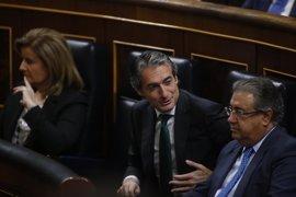 """De la Serna dice que los plazos para el Corredor Mediterráneo responden a una """"planificación realista"""""""