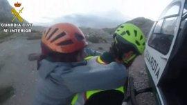 La Guardia Civil rescata a siete excursionistas en la Serra de Tramuntana en los últimos cuatro días