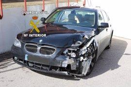 Cuatro vecinos de Madrid detenidos cuando iban a robar una tienda de móviles de La Carolina (Jaén)