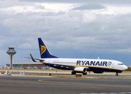 Ryanair abre 15 nuevas rutas para la temporada de invierno en el aeropuerto de Sevilla