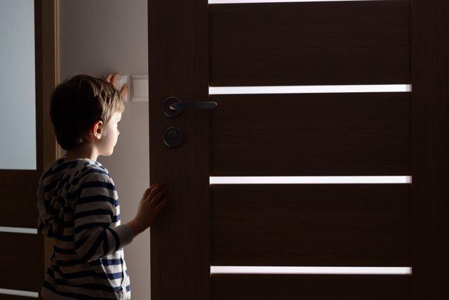 Niños llave, la soledad infantil