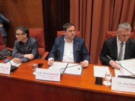 Junqueras contrapone su reacción a Vidal a la de Rajoy con la 'Operación Cataluña'