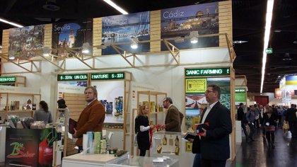 Un total de 25 empresas andaluzas participan en la feria Biofach de productos ecológicos en Núremberg