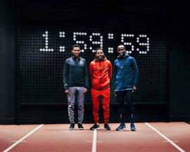 Ingenieros, biomecánicos y fisiológos de Nike ayudan a Kipchoge, Desisa y Tadese en el reto 'Breaking2'