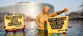 """ONG ambientales lamentan la ratificación del acuerdo UE-Canadá porque es un """"paso atrás"""" contra el medio ambiente"""
