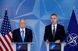 """Mattis avisa de que EEUU """"moderará su compromiso"""" con la OTAN si el resto de aliados no aumentan contribución"""