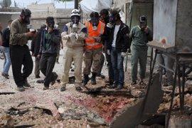 El Gobierno sirio rechaza que usase gas cloro durante la toma de Alepo