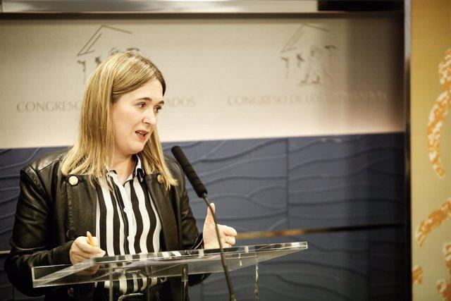 La diputada de Ciudadanos Marta Rivera de la Cruz