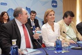 Cargos del PP dan por sentado que Cospedal repetirá como líder en C-LM