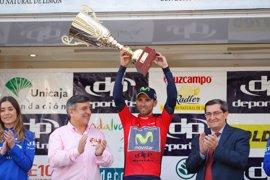 Valverde comienza con victoria la defensa de la Ruta del Sol