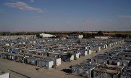 Turquía cifra en 3,5 millones el número de refugiados en su territorio