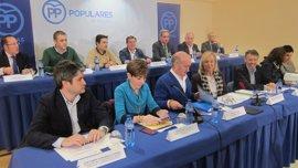 El PP fija en 90 los avales para precandidaturas a su XVII Congreso Regional del 18 de marzo