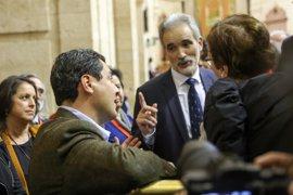El Parlamento andaluz pide un pacto social en defensa del sistema sanitario