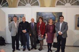 Diputación homenajea a Luis Cañadas con un libro y una muestra de su obra en 'Poesía de la Pintura Indaliana'