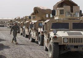 El Pentágono podría recomendar a Trump que despliegue tropas terrestres en Siria