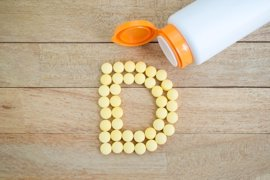 La vitamina D ayuda a fortalecer la masa muscular