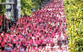 La II Carrera de Mujer por la Investigación AECC La Rioja alcanza las 8.000 inscripciones