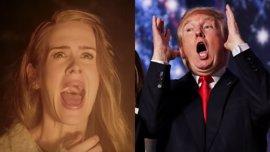 American Horror Story: La 7ª temporada estará ambientada en la carrera presidencial de Donald Trump