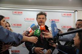 El Gobierno niega injerencias para impedir que la Fiscalía acuse al presidente de Murcia y al expresidente de La Rioja
