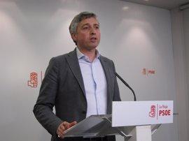 PSOE riojano pide dimisión de Sanz y lamenta que Fiscalía no vele por interés de los españoles y si del expresidente