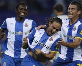 El Espanyol celebra el archivo de la acusación contra Sergio García en el 'caso Osasuna'
