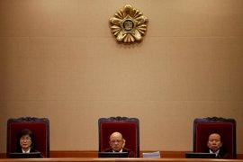 El Constitucional surcoreano terminará la próxima semana las vistas por la destitución de Park