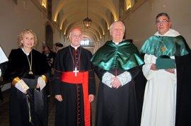 Cardenal Giuseppe Versaldi, nuevo honoris causa por la UPSA, defiende la educación católica como transmisor de valores