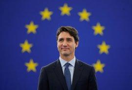 """Trudeau avisa de que el CETA será """"modelo"""" para el comercio internacional o el """"último"""" acuerdo, si fracasa"""