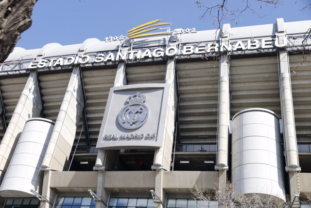 Estadi Santiago Bernabéu