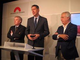 Albiol apoya una comisión de investigación por el caso Vidal y la podrá crear con PSC y Cs