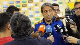 """Luis Casimiro: """"No estamos al 100%, pero haremos un esfuerzo extra"""""""