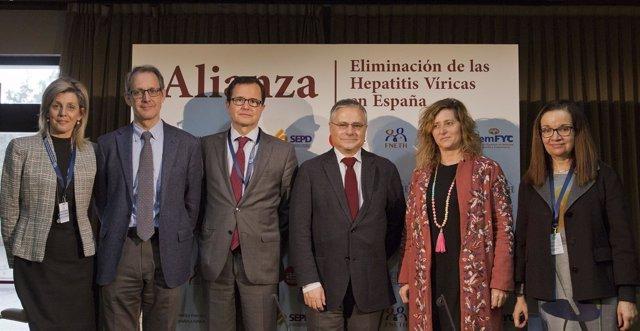 Presentación Alianza Eliminacion Hepatitis Viricas_ponentes