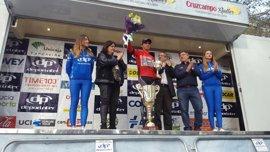Contador toma el mando en la Ruta del Sur
