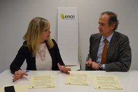 Ayuntamiento de San Juan del Puerto y Ence alcanzan un acuerdo para la pasarela de acceso al Muelle del Tinto