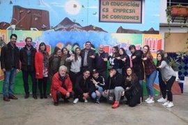 La Junta apoya la integración socioeducativa de estudiantes a través del proyecto 'Jabato 15' en Huelva