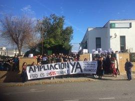 El claustro de profesores del IES Las Encinas de Valencina convoca un nuevo paro parcial