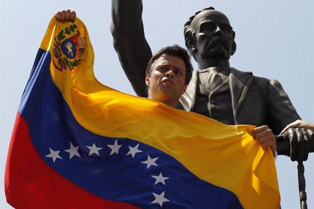 Leopoldo López Venezuela