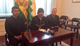 """Morales a Chile: """"Vivir en democracia, en el siglo XXI, no es gobernar con la Constitución de Augusto Pinochet"""""""